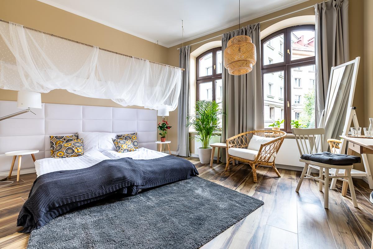 Fotografia wnętrz, fotografia apartamentów, wirtualny spacer